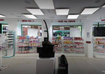 farmacia elche 2 interior maria jose hidalgo