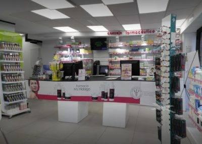 farmacia elche 4 interior maria jose hidalgo