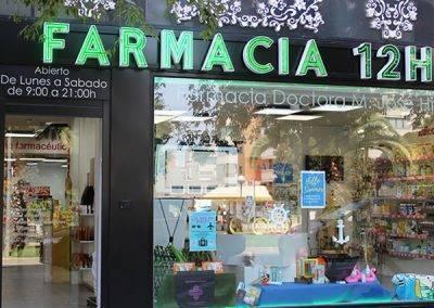 farmacia alicante maria jose hidalgo fachada
