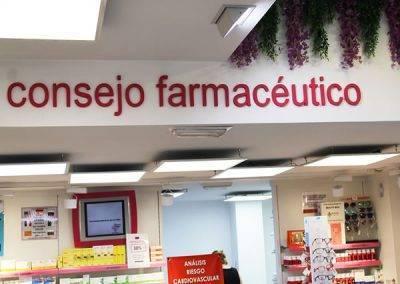 farmacia alicante maria jose hidalgo interior