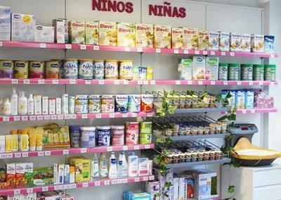 farmacia alicante maria jose hidalgo seccion infantil