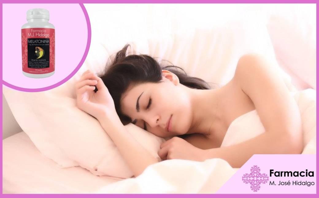 Beneficios de la Melatonina para combatir el insomnio