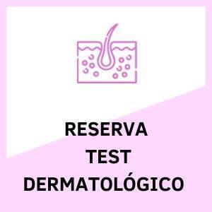 Test Dermatologico Reservar
